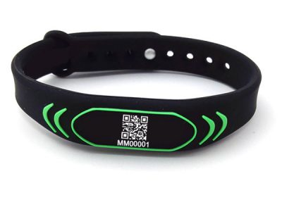 RFID Silicone Wristbands GYM